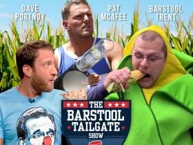 The Barstool Tailgate Show LIVE From Iowa City At 6 PM Eastern