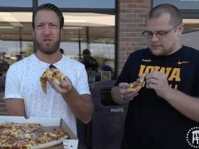 Barstool Pizza Review - Casey's Breakfast Pizza (Iowa City,Iowa)