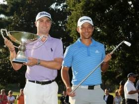The 2017 PGA Tour Season Is Over; Here's How It Ended
