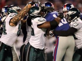 Eagles Licking Their Chops As Reeling Giants Head To Their House Of Horrors