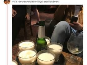 College Kid Asks Twitter To Send Him Drinks To The Bar For His Birthday...Strangers Obliged In Their Own Unique Ways