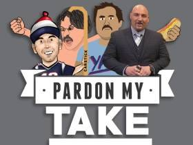 Pardon My Take 9-25 With Jay Glazer