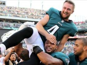 The Good, The Bad, And The Ugly From The Eagles Last Second Miracle Win Vs. The Giants
