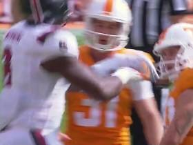 Do NOT Mess With Tennessee's Kicker