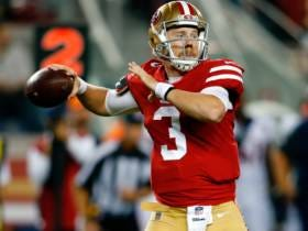 CJ Beathard Named The Starting Quarterback Of The 49ers