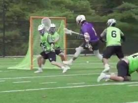 Get Used To Seeing Ridiculous Tehoka Nanticoke Highlights All Year Long This College Lacrosse Season