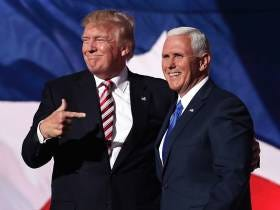 Trump Mocks The Shit Out Of Mike Pence For His Ultraconservatism, Per New Report