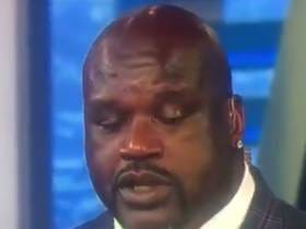 Shaq Thinks Gordon Hayward Is Watching The Halftime Show After His Horrific Injury