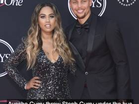 Chicks In The Office - Ayesha Curry Sends Steph Curry Foot Nudes