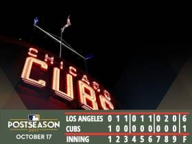 The Cubs Got Their Asses Kicked By The Dodgers In Game 3