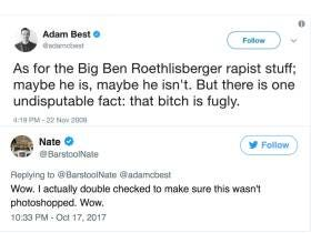 Fansided Founder Adam Best Comes At Barstool....I Promptly Dig Up Dozens Of Sexist/Misogynistic/Sexual Assault Victim-Shaming Tweets From Him