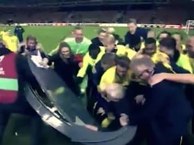 The Swedish National Soccer Team Celebrated Their World Cup Berth By Crashing The Live TV Coverage And Going Crazy