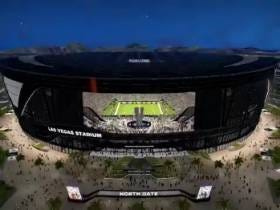 The Raiders Preview of Their Vegas Stadium is Football Porn