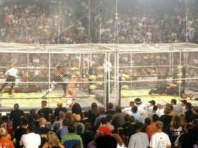 Triple H Confirmed Today That The NXT WarGames Cage Will Not Have A Roof, Outraging Many Fans