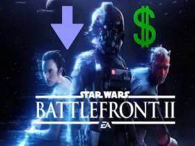 Is Star Wars: Battlefront II A Great Game Or A Goddamn Ripoff Piece Of Shit? Find Out Tomorrow At Noon On Gametime!