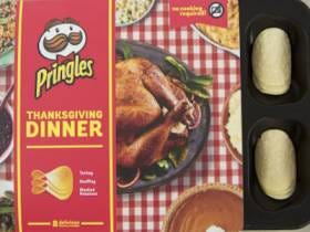 Pringles Is Testing Out Thanksgiving Dinner Flavors (Turkey, Stuffing, Pumpkin Pie, Etc.) And I NEEEEEED To Try Them