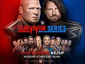 RAW and SmackDown Go To War This Sunday At Survivor Series