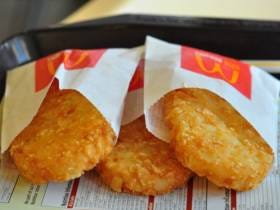 Tip Of The Cap To This Drunk Guy Who Ordered 200 McDonald's Hash Browns After Being Told He Couldn't Order From The Main Menu At 4am