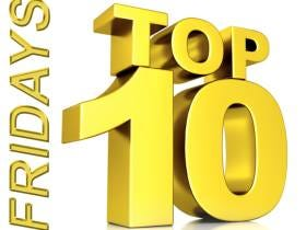 Friday's Top Ten Time Wasters - Best Jackass Moments