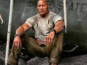 Will The Rock Ever Say No To A Save-The-World Action Thriller?