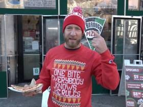 Barstool Pizza Review - 5 Boroughs Pizza
