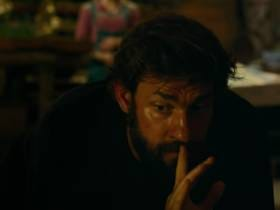 A Quiet Place With John Krasinski and Emily Blunt Looks UNREAL