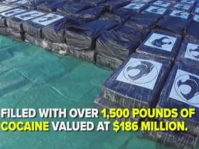 Sometimes You Gotta Smuggle 1,500 Pounds Of Cocaine ($186 Million Worth) On Your Private Yacht