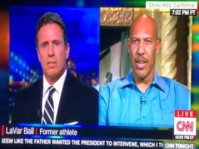 LaVar Ball Talked Circles Around Chris Cuomo On CNN Last Night