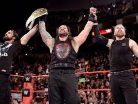 Roman Reigns Officially Became A Grand Slam Champion Last Night