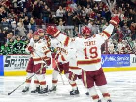 Spittin' Chiclets College Hockey Rankings: Week 8