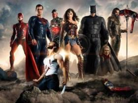 Chinese Justice League Posters Feature Brutally Murdered Marvel Superheroes
