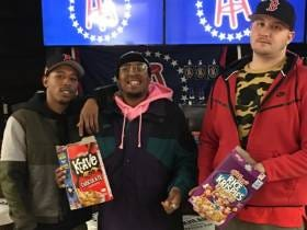 #Mickstape: Basketball And #Bars With Cousin Stizz & OG Swaggerdick