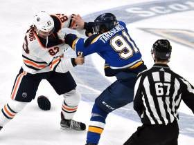 Quick Shifts 11/21: Vladimir Tarasenko Is The Enforcer We Need