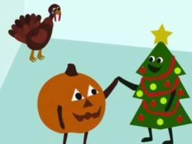 Why Do People Think Thanksgiving Is Better Than Christmas All Of A Sudden?