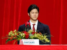 Shohei Ohtani's Physical With The Angels Reveals Damaged UCL In Pitching Elbow, Further Damage Could Result In Tommy John Surgery