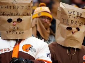 It Took 6 Days But The Browns Front Office And Their New GM Are Already At Odds