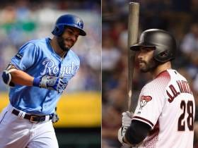 The Red Sox Are Trying To Sign Both JD Martinez And Eric Hosmer
