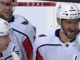 Ovi Is So Good At Scoring Goals He Is Doing It By Accident Now
