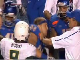In Honor Of Oregon Playing Boise State: The LeGarrette Blount Knockout
