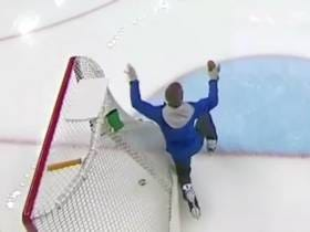 The Czech Hockey Team Almost Murdered This Kid With Pucks Directly To His Head