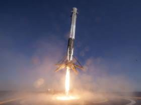 Elon Musk Lost A Super Secret Spy Satellite Because His SpaceX Rocket Couldn't Even Get Out Of Orbit