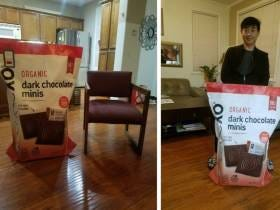 Why Would You Buy A Bag Of Chocolate This Big? Better Question, Why Wouldn't You?