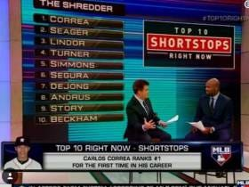MLB Network Ranks The Top 10 Shortstops In Baseball And Leaves Out Didi Gregorious...Wait What?