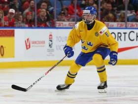 Rasmus Dahlin Is 17-Years-Old And He's Going To Be The Best Player At The Olympics