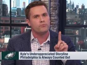 This Biblically American Rant On The Eagles Should Go Down As One Of The Greatest Speeches In This Country's History