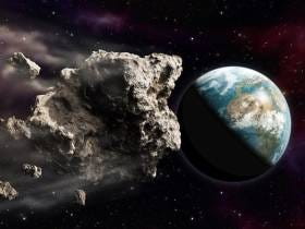 Gigantic Asteroid Traveling Super Fast Will Barely Miss Earth In 2 Weeks