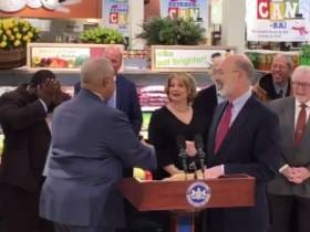 PA Gov Tom Wolf And Other Politicians Attempting To Do An Eagles Chant Is Preposterously Cringe