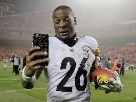 Le'Veon Bell Blew Off the Walkthrough Before the Jaguars Game