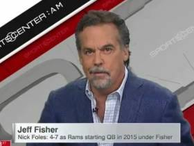 How About Jeff Fisher Out Here Looking Like A God Damn Snack