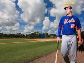 Tim Tebow Has Been Invited To Mets Major League Camp In Spring Training